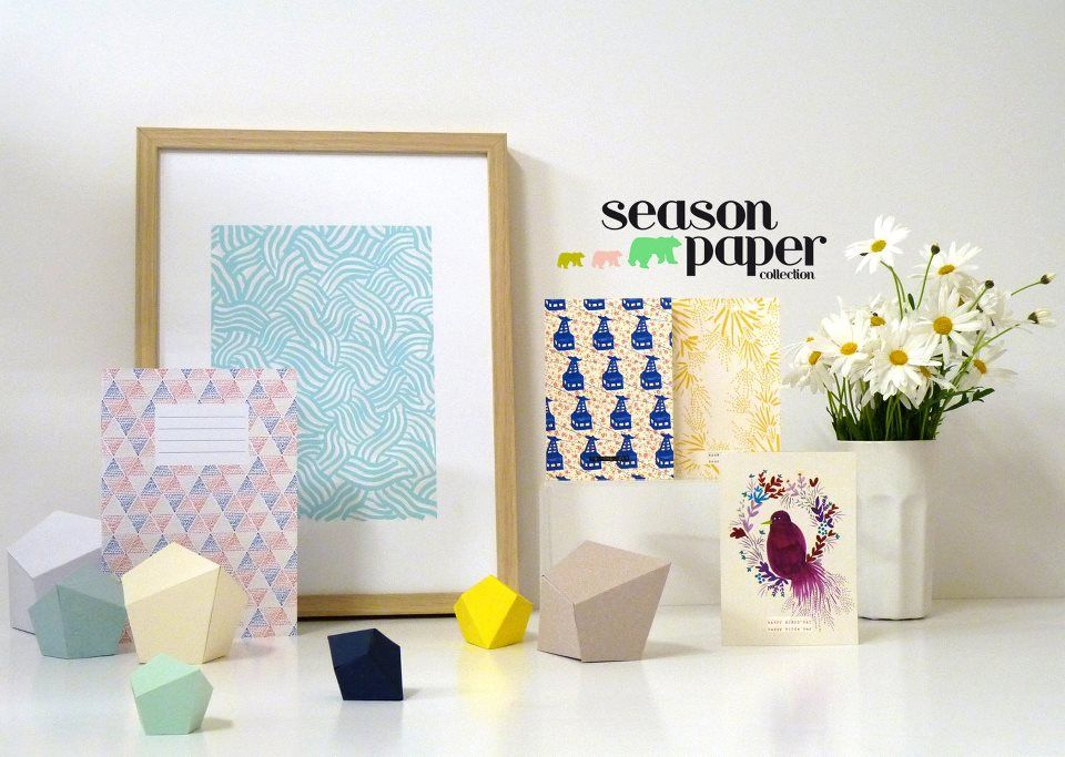 Season Paper Collection