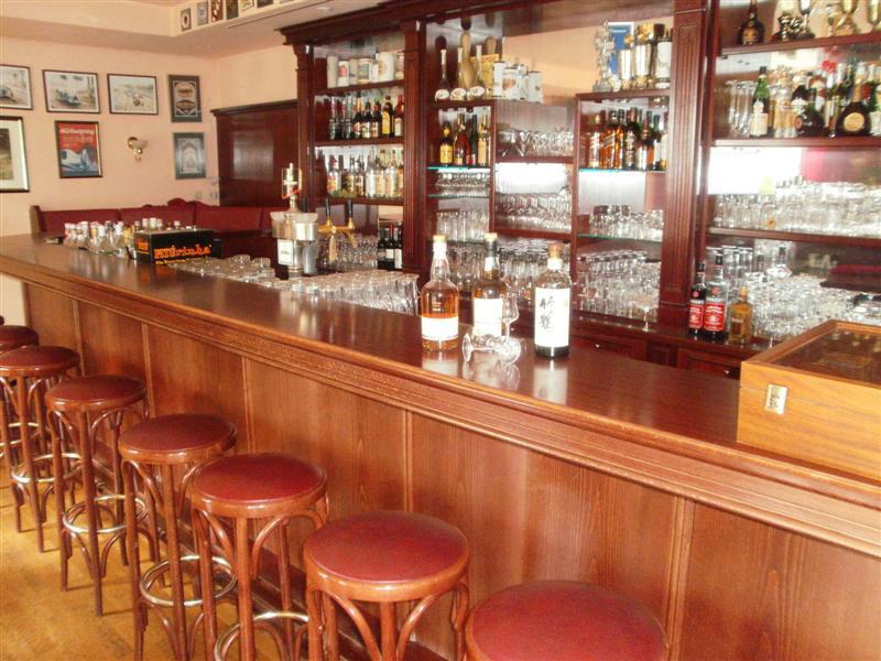 Beispiel: Business Lounge, Foto: Schlosshotel Breitenfeld.