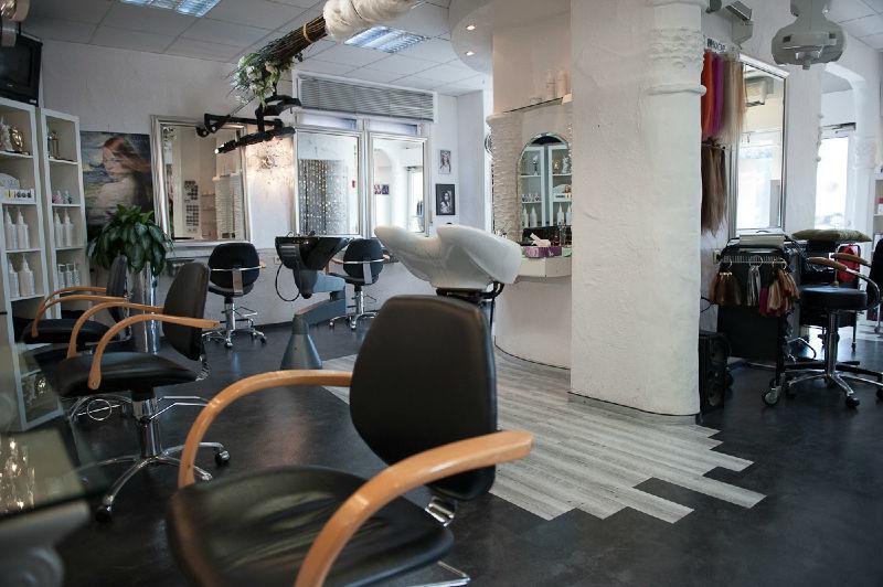 Beispiel: Der Friseursalon, Foto: Jasmin's Hair & Design.
