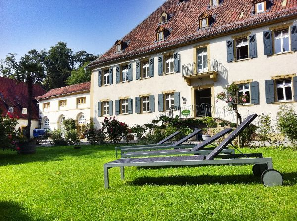 Beispiel: Schlossanlage, Foto: Schloss Heinsheim.