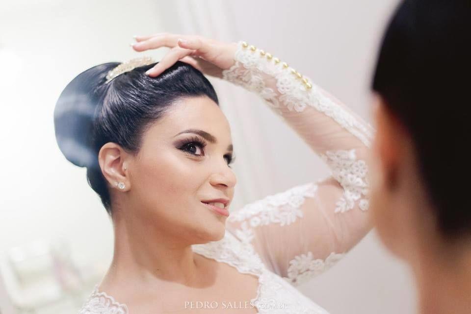 Silvana Maurente Make Up e Penteado Foto: Pedro Salles