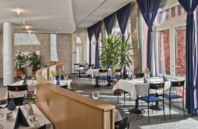 Beispiel: Bar, Foto: Grand City Hotel Halle.