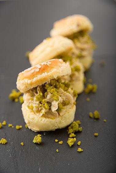 Bun's au Foie gras