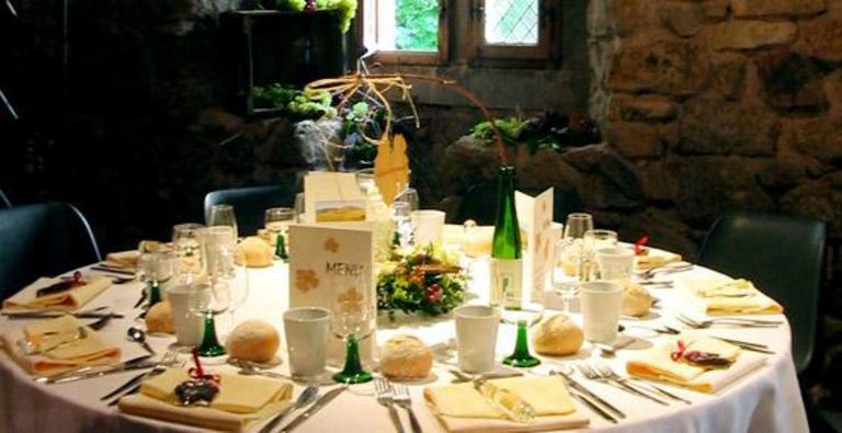 Geismar Traiteur - Organisateur de mariage  - décoration de table