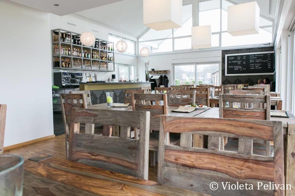 Beispiel: Restaurant, Foto: Trüffelschwein.