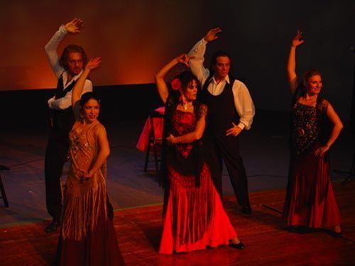 Everglades Musica & Animazione: Spettacolo Flamenco