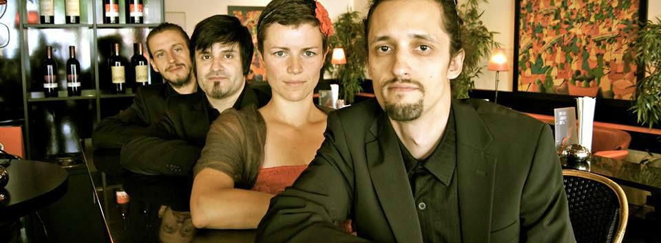 Beispiel: Band, Foto: Streetband.