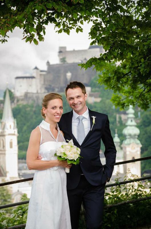 Beispiel: Romantische Hochzeitsfotos, Foto: Foto Sulzer.