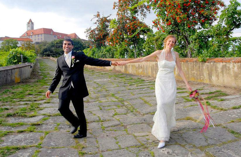 Beispiel: Kreative Hochzeitsfotografie, Foto: Christa Strobl Fotografie.