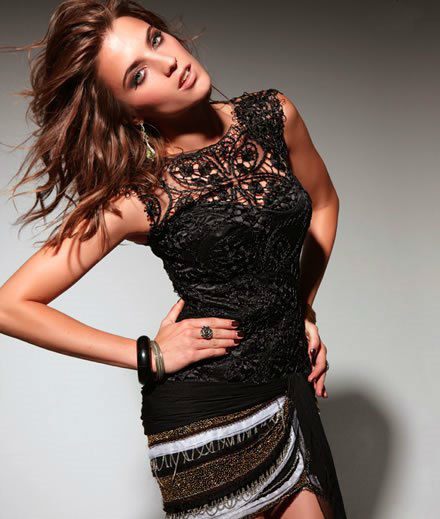 Beispiel: Cocktailkleider, Foto: Zoro Fashion.