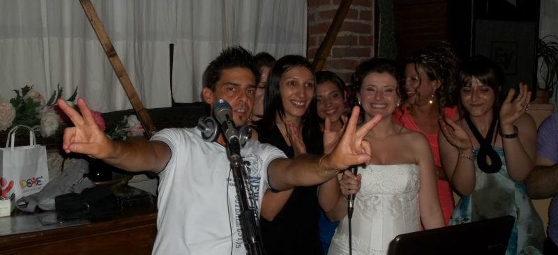 DJ MATRIMONIO PAVIA