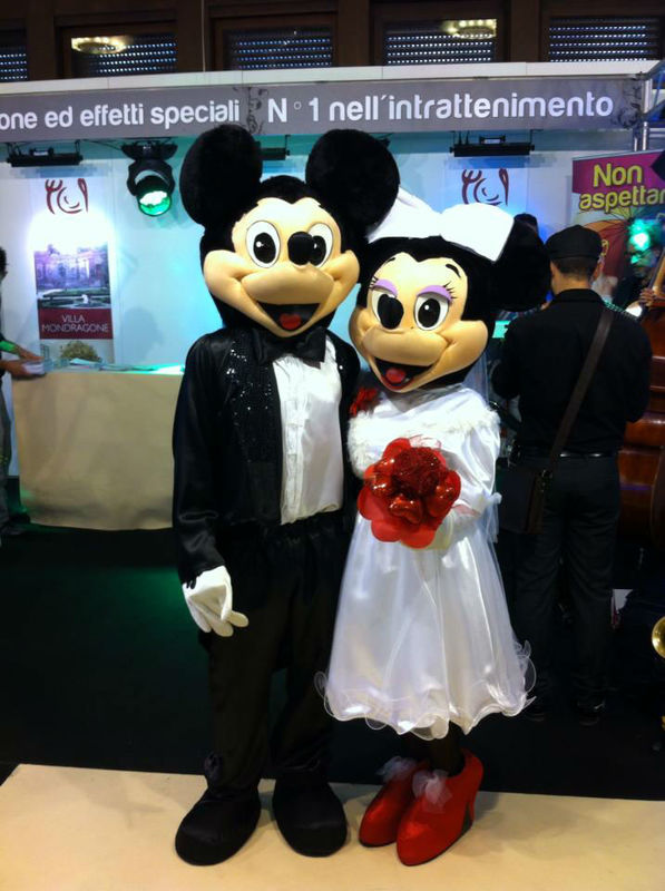 MINNIE & TOPOLINIO