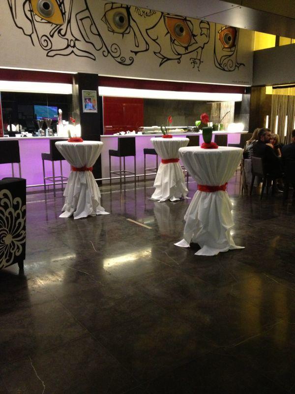 Cocktail Atrio hotel
