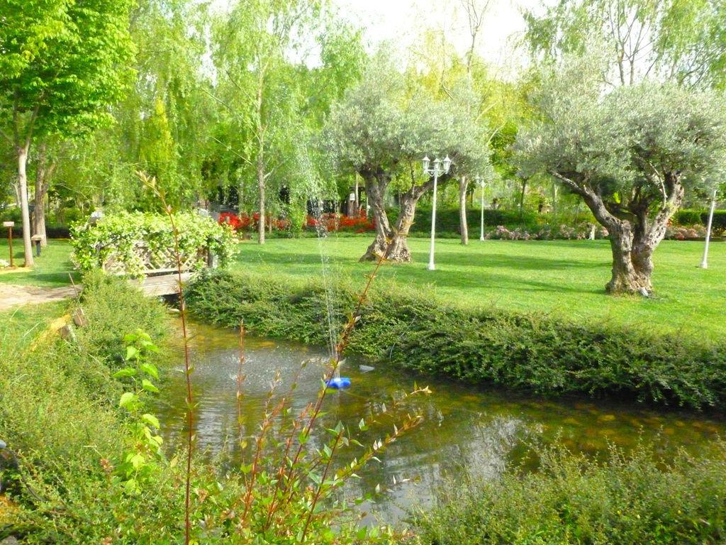 Los jardines del alberche bodas for Jardin oriental aldea del fresno