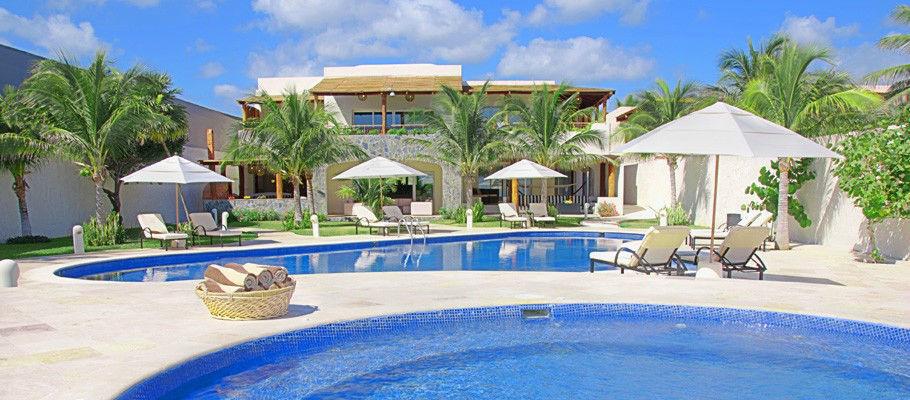 Hotel Azul Sensatori en Punta Morelos