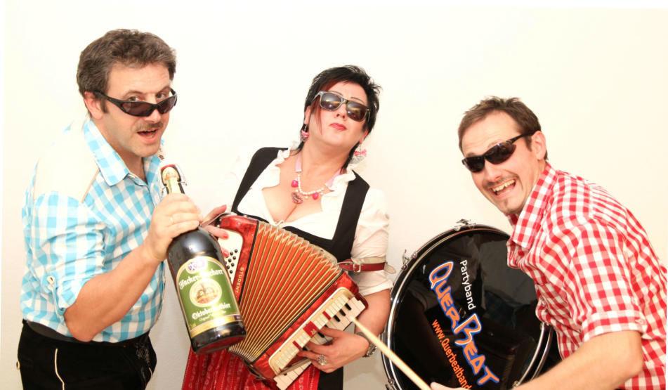 Beispiel: Band, Foto Quer Beat.
