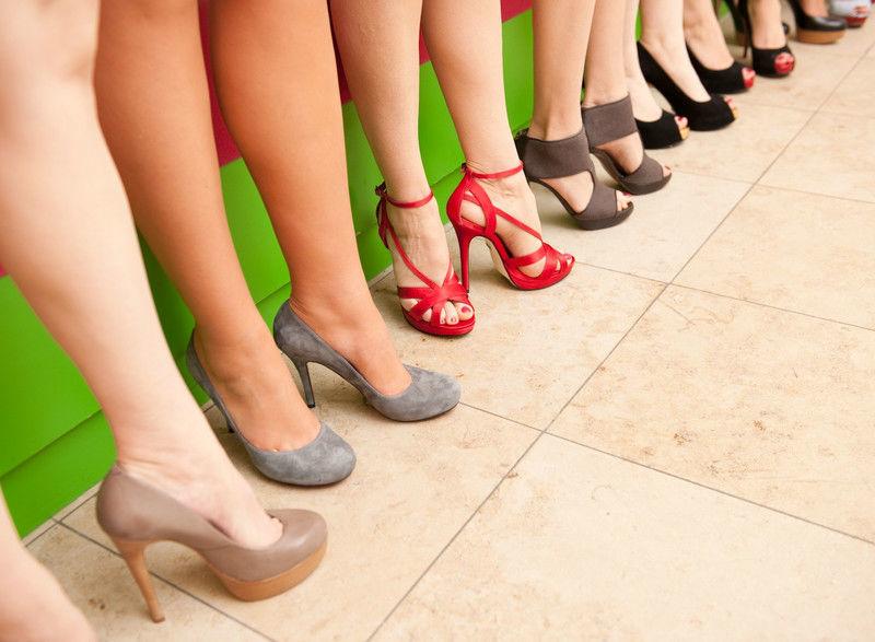 Beispiel: Makellos schöne Beine, Foto: Wax in the City.