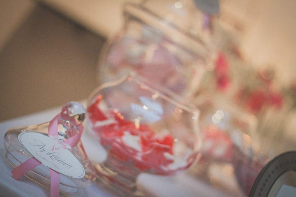 Detalle candy bar