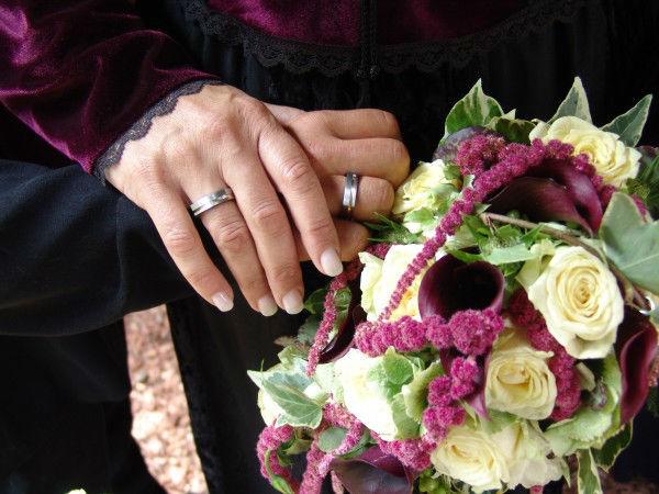 Beispiel: Bewegende Momente, Foto: Anna Held Zeremonien.