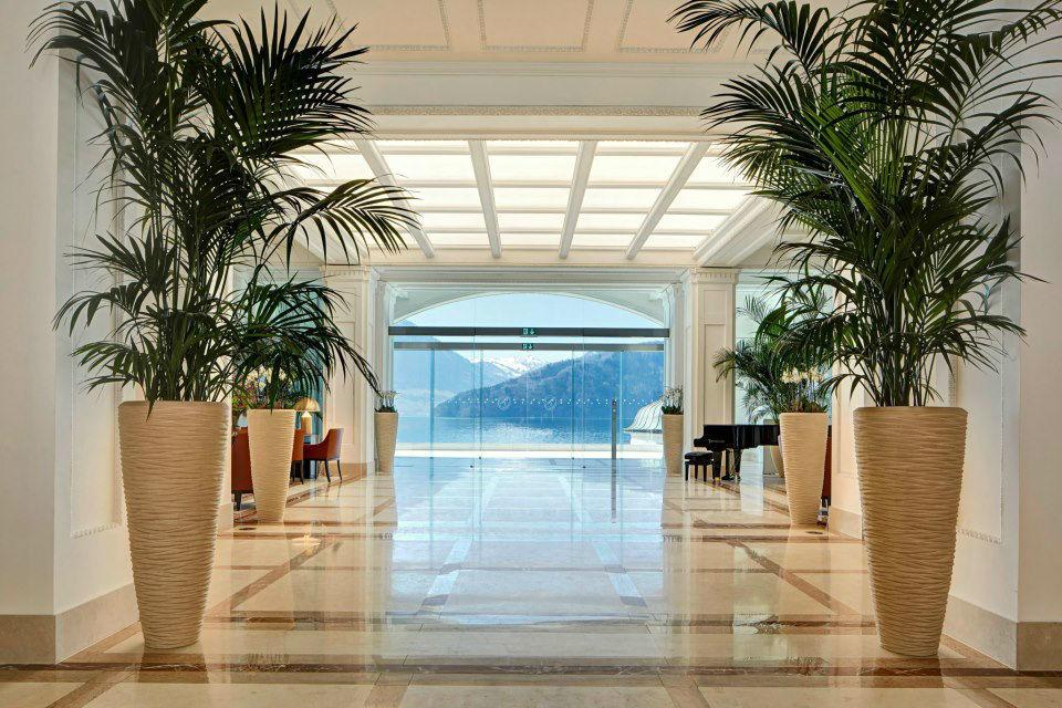 Beispiel: Hotel mit Aussicht, Foto: Park Hotel Vitznau.