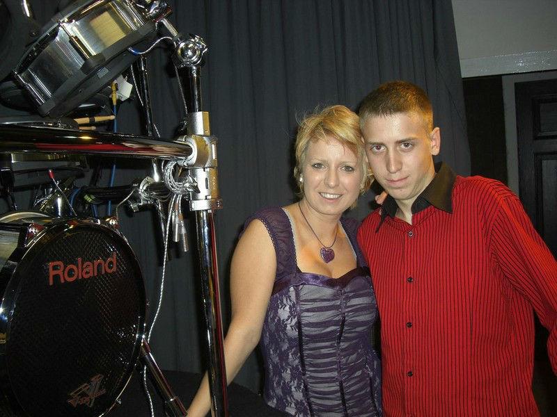 Beispiel: Duo der Band, Foto: Katharinas Liveband.