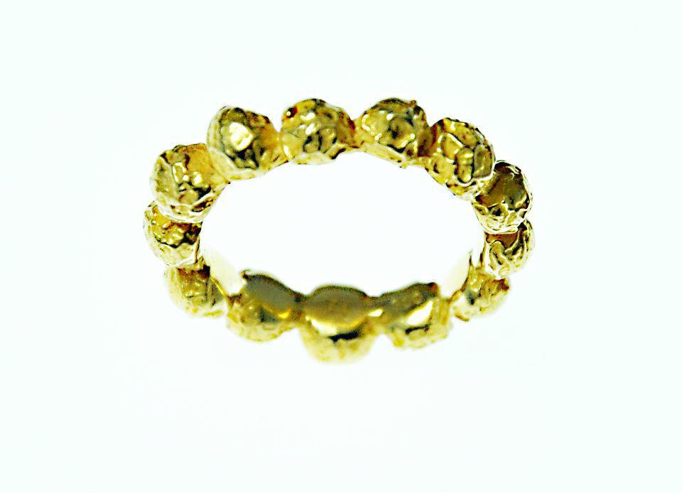 Beispiel: Ring, Foto: Goldhannes.