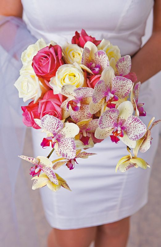 Bouquet de mariée Truffaut