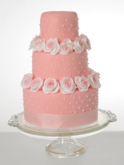 Beispiel: Torten mit modernem Design, Foto: Isler Konditorei.
