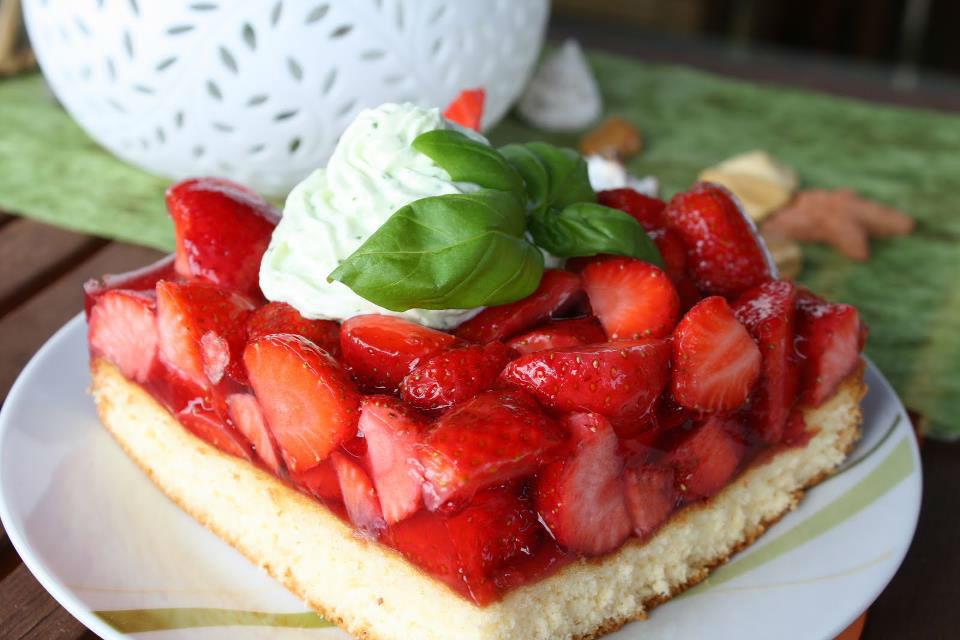 Beispiel: Dessert, Foto: Hesperidengarten.