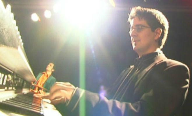 Beispiel: Alexander Nagel,, Foto: Alexander Nagel - Pianist & Keyboarder.