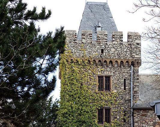 Beispiel: Impressionen der Burg, Foto: Burg Klopp.