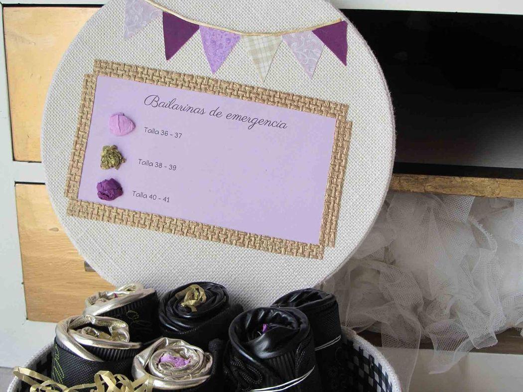 Wedding box artesanal