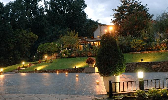 Espacios y Jardínes