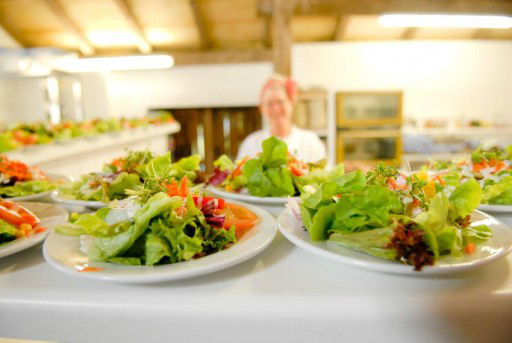Beispiel: Kulinarische Impressionen, Foto: Eventstadl