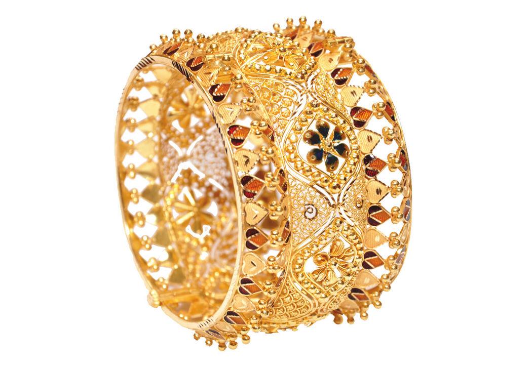 Beautiful Pc Chandra Jewellers Jhumka Collection Images - Jewelry ...