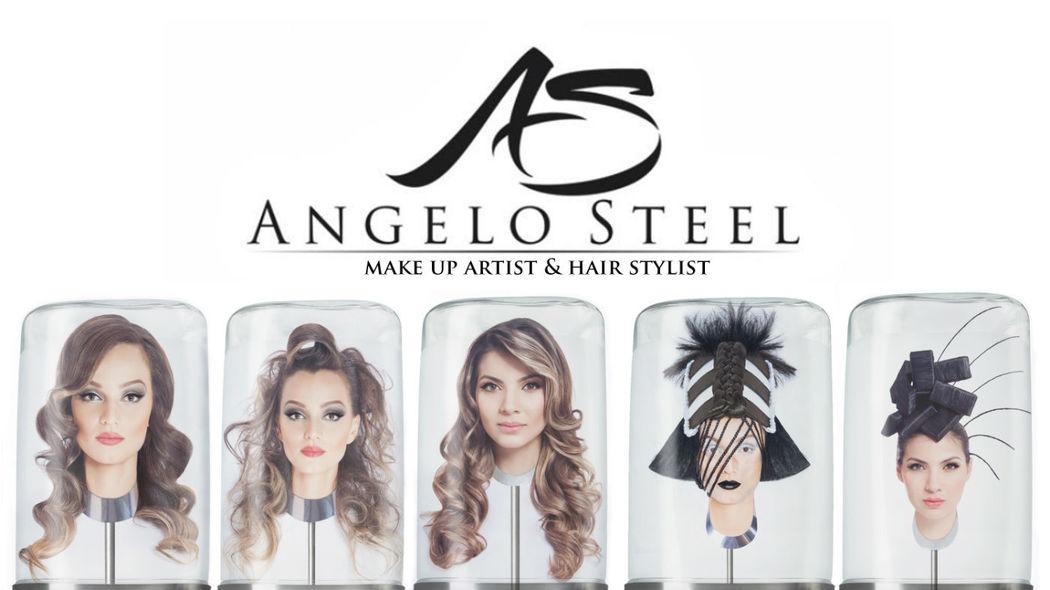 Angelo Steel Estilista & Maquillador Profesional http://angelosteel.com