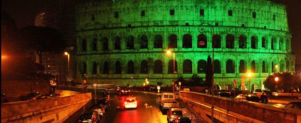 Illuminazione per matrimoni - Claudio Berrettoni