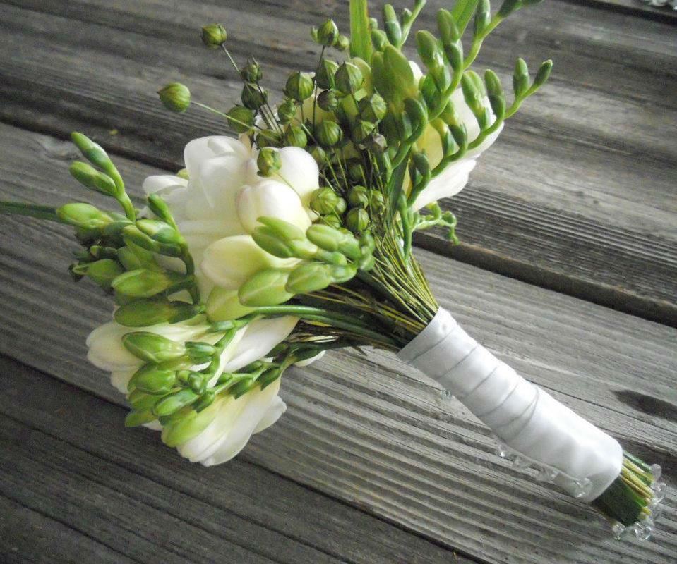 Floredesign, bukiet ślubny