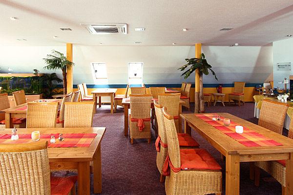 Beispiel: Restaurant, Foto: AKZENT Hotel Am Husarenhof.