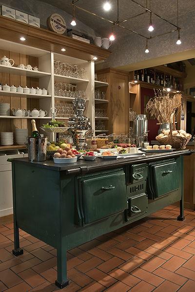 Beispiel: Bistro, Foto: Romantik Hotel Dorotheenhof.