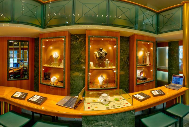 Beispiel: 123gold Trauring-Zentrum in Mannheim, Foto: 123gold.