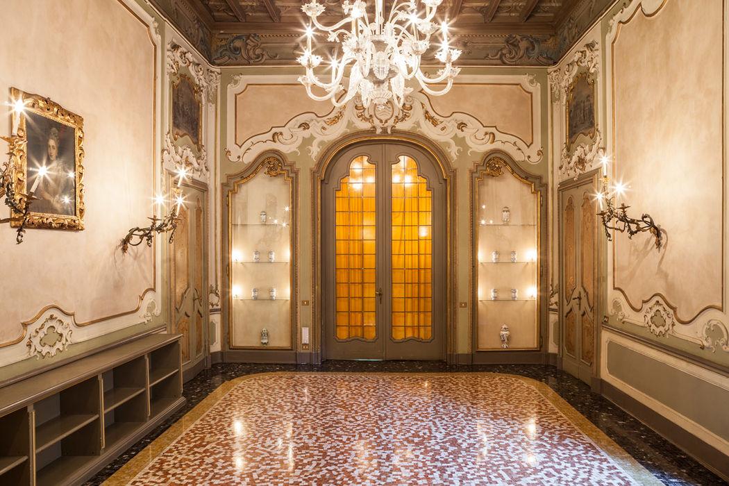 Sala Gentildonna - Palazzo Visconti Milano