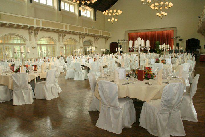 Beispiel: Festsaal, Foto: Freischütz.