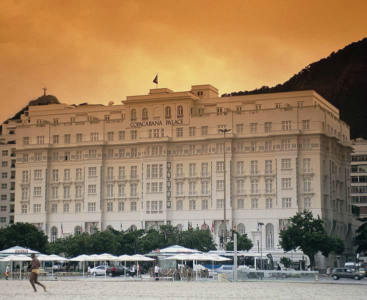 Beispiel: Copacabana Palace, Foto: gateway-brazil.