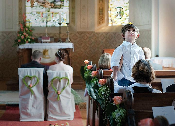 Momente der Trauung Foto: Photodesign Radloff.