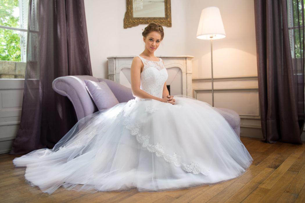 Collection Mariées de Provence 2017 - modèle LOVE