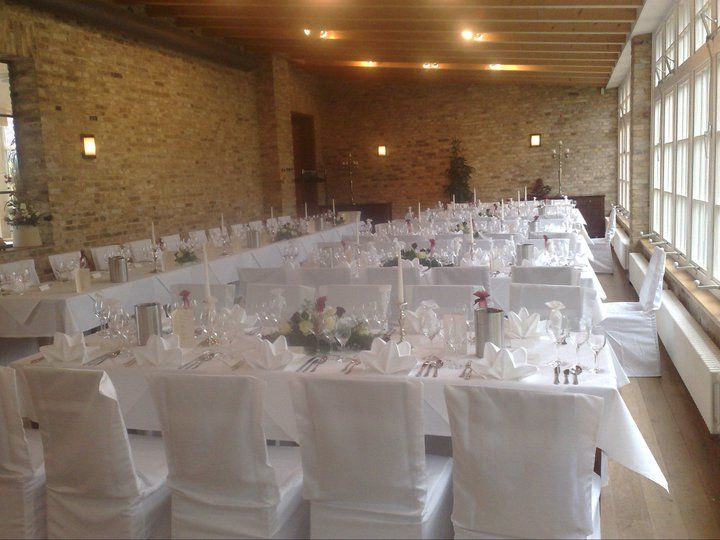 Beispiel: Hochzeitstafel, Foto: Kavalierhaus Caputh.