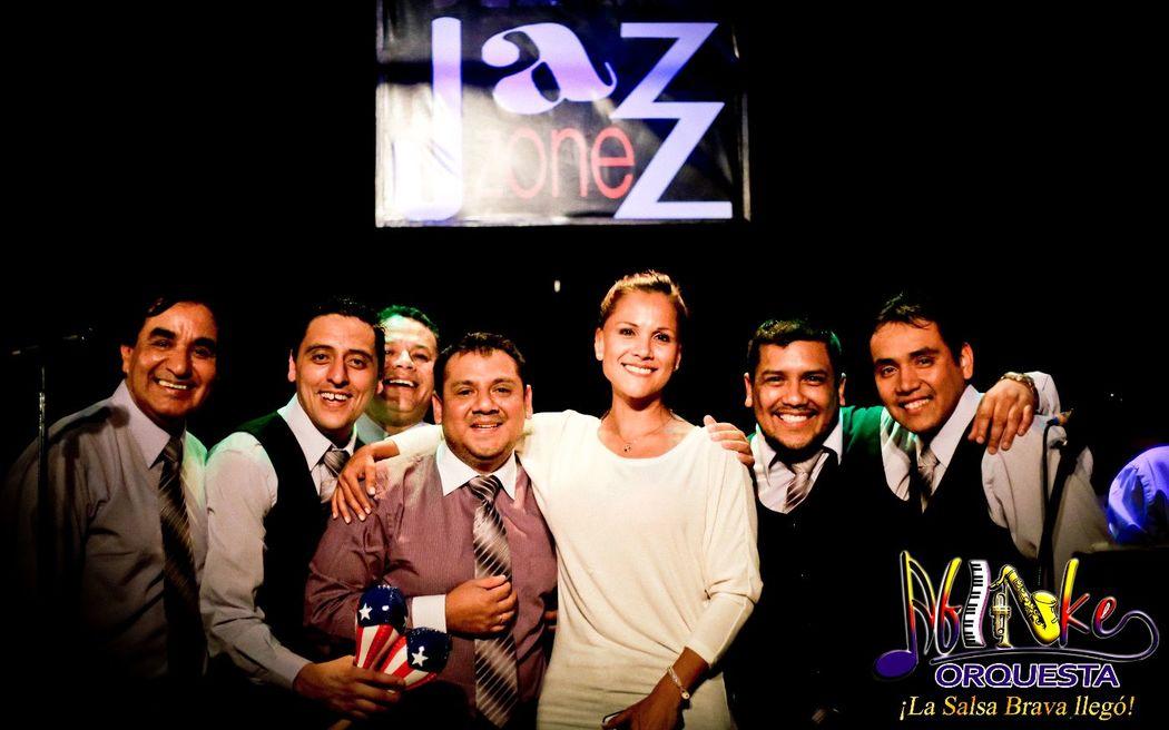 Jazz Zone Miraflores  (Aniversario Afinke)