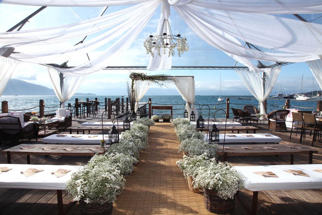 Casar no Pier 151 é um verdadeiro sonho.