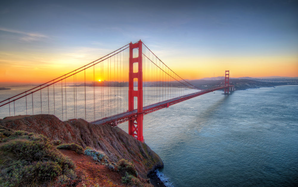 Stati Uniti -San Francisco .